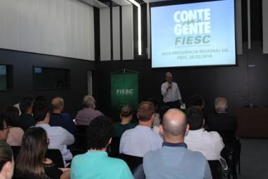 Reforma trabalhista é tema de reunião da Fiesc